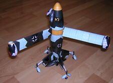 Modelik 12/08 -  Focke-Wulf Triebflügeljäger  mit Lasercutteilen  1:33