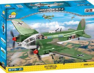Cobi 5717 - Small Army - WWII Heinkel He 111 P-2 - Neu