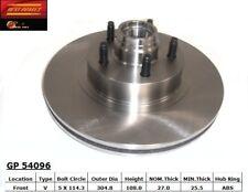 Disc Brake Rotor fits 2001-2005 Ford Explorer Sport Trac  BEST BRAKES USA