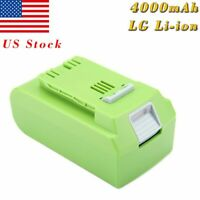 Creabest High 4.0AH 24V Li-ion Battery For GreenWorks G-24 24V 29842 29852