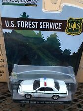Greenlight  Hobby Exclusive Ford Crown Victoria Interceptor U.S. Forest Service