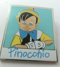 Disney Pin * Characters & Cameras Mystery Pinocchio #99801
