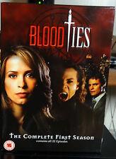Blood Ties - Complete Season 1 [DVD] [Region 2] [PAL]