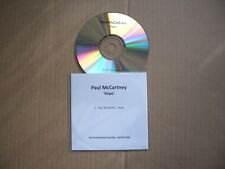 PAUL McCARTNEY - HOPE - PRINTED CD PROMO CD SINGLE NEW / UNPLAYED - THE BEATLES