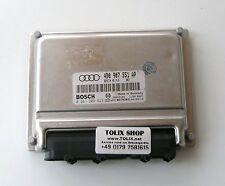 ECU Audi Motorsteuergerät 4D0907551AP 4D0 907 551 AP 0261206623 0 261 206 623