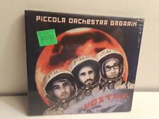 Piccola Orchestra Gagarin - Vostok (CD, 2016, Whatabout) New