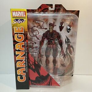 Carnage Collectors Action Figure - Marvel Select - Diamond Select Toys
