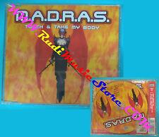 CD Singolo M.A.D.R.A.S.Touch & Take My Body NSCD 225 ITALY 2002 SIGILLATO(S28)