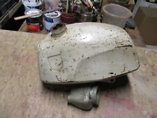 NSU moped tank Quickly 50er