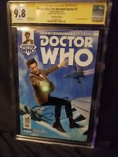 Doctor Who The Eleventh Doctor #7 Signed by Matt Smith CGC 9.8 Signature Series
