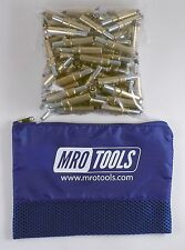 100 316 Cleco Sheet Metal Fasteners With Mesh Carry Bag K2s100 316