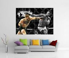 CONOR MCGREGOR AND NATE DIAZ UFC GIANT WALL ART PHOTO PIC PRINT POSTER