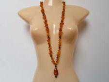 Lapis Lazuli-Echtschmuck-Halsketten mit Tropfen