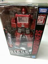 Transformers War for Cybertron Siege Ironhide WFC-S21 IN HAND USA