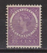 Nederlands Indie Netherlands Indies Indonesie 55 MLH ong Wilhelmina 1903