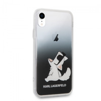 iPhone XR Karl Lagerfeld Hard Case TPU by CG Mobile