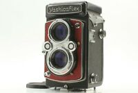 *EXC+5* Yashica Flex TLR Film Camera 6X6 120mm w/Yashikor 80mm f/3.5 from JAPAN
