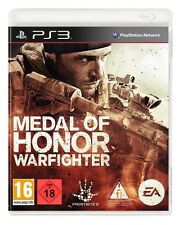 PS3 Medal of Honor Warfighter Game for PlayStation 3 NEW
