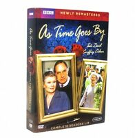 As Time Goes By Complete Series Remastered Seasons 1-9 (DVD,11-Disc Box Set)