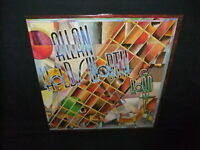 Allan Holdsworth Road Games Opened Played Once Vinyl LP EX/VG+ Gong Bruford OOP