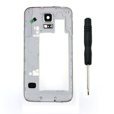 Middle Housing Frame Repair Parts Plate For Samsung Galaxy S5 G900 Hoc