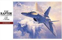 1/48 Hasegawa F-22 Raptor