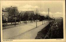 Kiel Wellingdorf AK ~1910 Wehdenweg Straßenpartie Verlag Edlefsen ungelaufen