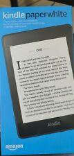 Amazon Kindle Paperwhite 8GB, Wi-Fi, 6 inch Tablet - Black - Backlit - 10th gen