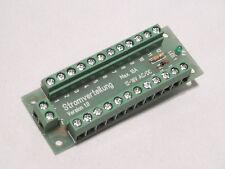 Stromverteiler mit Status LED 12-16V AC/DC , 10A Max. belastbar