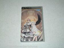 Sega Shining Arc Sony PSP Japan Import FREE SHIPPING