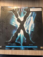 THE X FILES  LASERDISC LASER DISC NEUF BLISTER NEW SEALED NTSC US  RARE