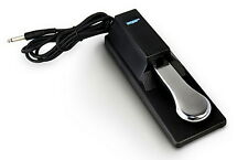 Footswitch Sustain Pedal for Yamaha PSR-I425 PSR-E344 PSR-450 PSR-350  PSR-550