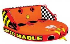 Sportsstuff Super Mable Triple Rider Lake Boat Towable Tube   53-2223