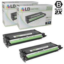 LD © Comp Xerox Phaser 113R00726 2pk HY Black Phaser 6180 Series Printers