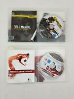 Operation Flashpoint 1 & 2 PS3 Sony Playstation 3 Computer Game Bundle Joblot