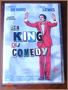 The King of Comedy (DVD)
