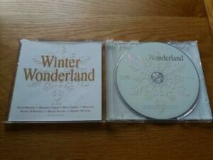 WINTER WONDERLAND - VARIOUS ARTISTS - ELVIS, BOWIE, WESTLIFE, RICK ASTLEY ECT