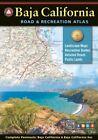2021 BAJA CALIFORNIA ROAD & RECREATION ATLAS 9781734315059