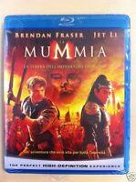 cofanetto+ blu ray blr nuovo (no dvd)LA MUMMIA LA TOMBA DELL'IMPERATORE DRAGONE