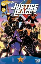 Justice League #59 Cover A David Marquez