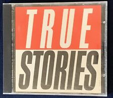 TALKING HEADS True Stories CD mid-80's alt-rock David Byrne