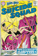 Brave and the Bold #27 DC Comics 1959 3rd Appearance of the Suicide Squad VG