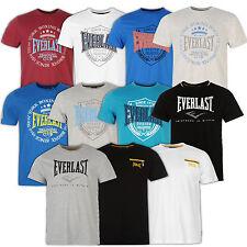 Everlast Herren T-Shirt Boxing Champion HTG Shirt Tee viele Farben S-XXL H01 Neu