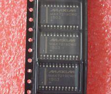 5pcs MAX7219CWG MAX7219 SOP-24 IC DRIVER LED DISPLAY NEW