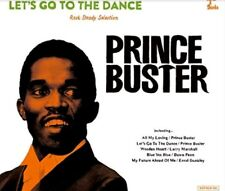 LET'S GO TO THE DANCE (DOUBLE ALBUM LP )PRINCE BUSTER LIMITED ( UK SELLER  )