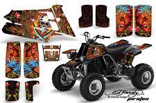 Yamaha Banshee 350 AMR Racing Graphics Sticker Kits 87-05 Quad ATV Decals EDH P