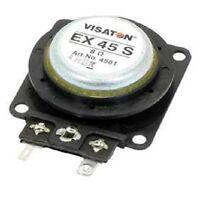 Visaton Ex 45 S Elektodynamischer Excitador 8 Ohm, Cuerpo Transductor Acústico