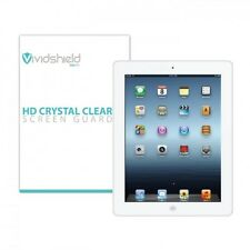 Apple iPad 4, 3, 2 Invisible Clear Screen Protector - 6 Pack VividShield Guard