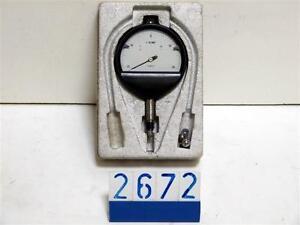 Plunge type dial indicator German built (2672)