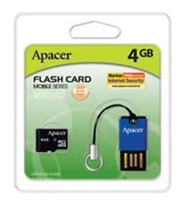 LETTORE MINI MICRO SD USB PENDRIVE MINI PEN DRIVE 4GB